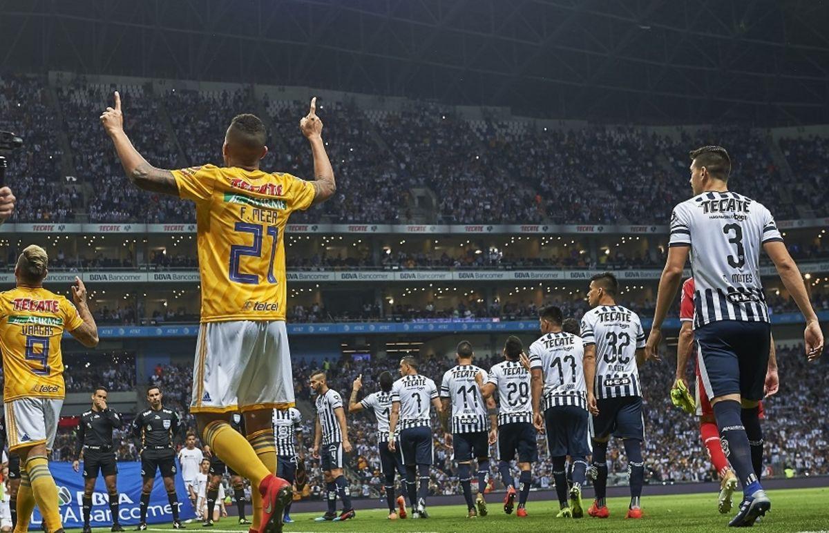 Rayados y Tigres definirán la Conca, el cruce más importante en la historia de Monterrey. Título y bolet...