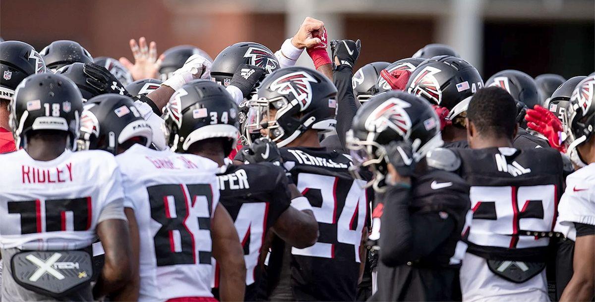 NFL: Atlanta Falcons presenta positivos Covid-19; cierra instalaciones